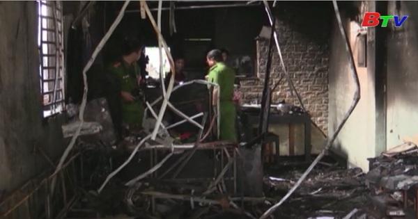 Phó Thủ tướng Trương Hòa Bình chỉ đạo khắc phục hậu quả vụ cháy nhà khiến 4 người thiệt mạng