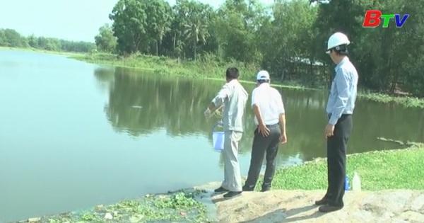 Cá chết ở hồ Từ Vân là do nguồn nước ô nhiễm