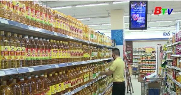 Giá cả hàng hóa thiết yếu ổn định