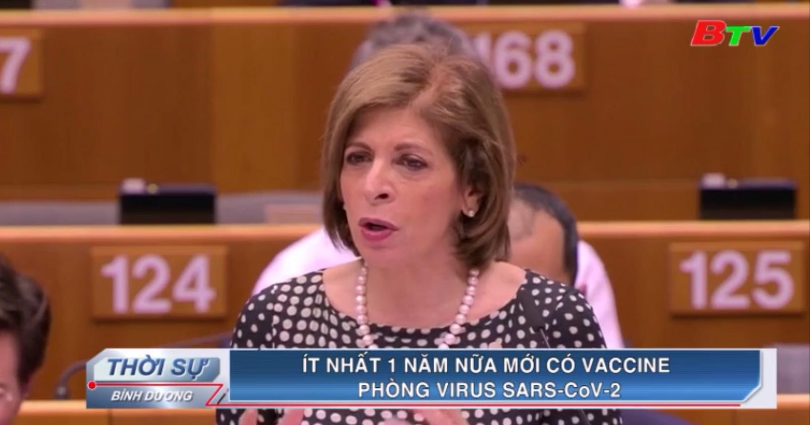 Ít nhất 1 năm nữa mới có vaccine phòng virus SARS-CoV-2