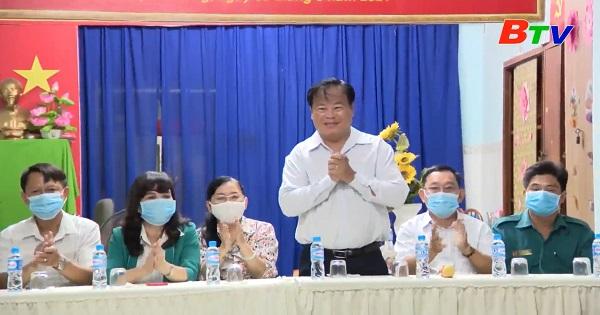 Hội nghị lấy ý kiến cử tri phường Vĩnh Phú, thành phố Thuận An