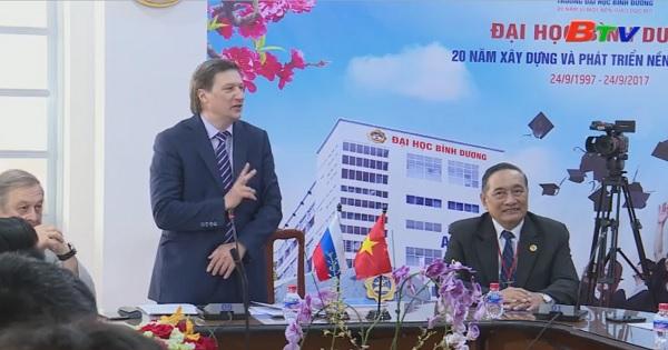 Tọa đàm quốc tế - chuyển giao công nghệ Nga và các giải pháp cho nhà máy thông minh, thành phố thông minh