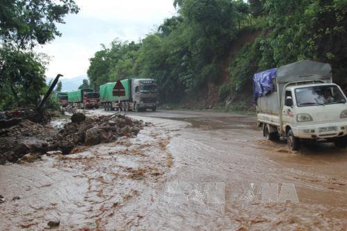 Tây Nguyên, Nam Bộ và Bắc Bộ tiếp tục có mưa, thượng lưu sông Lô và sông Thao xuất hiện lũ