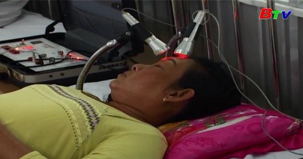 Laser nội mạch - Phương pháp điều trị không dùng thuốc