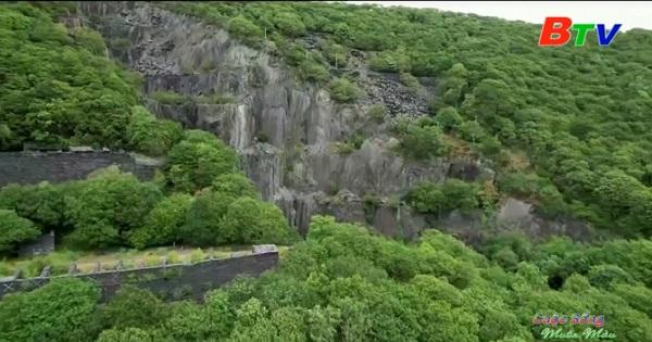 Cảnh quan đá phiến Tây Bắc xứ Wales - Di sản thế giới mới