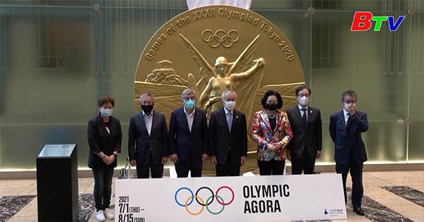 Chủ tịch IOC đánh giá cao nỗ lực của Ban tổ chức Olympic 2020