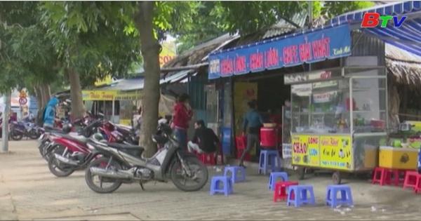 Chấn chỉnh tình hình kinh doanh tại khu đô thị đại học quốc gia Tp.Hồ Chí Minh