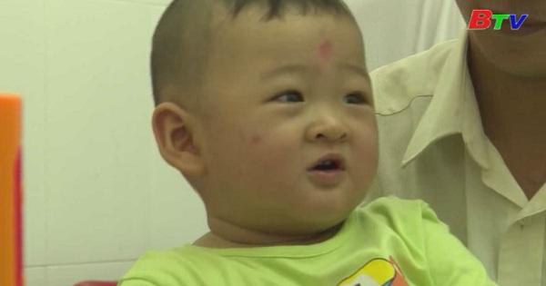 Nỗ lực cải thiện tình trạng dinh dưỡng trẻ em