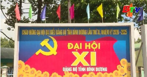Dầu Tiếng hướng về Đại hội Đảng bộ tỉnh