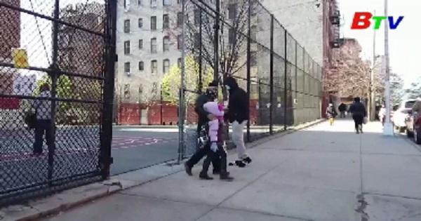 Thành phố New York của Mỹ mở cửa trở lại các trường tiểu học