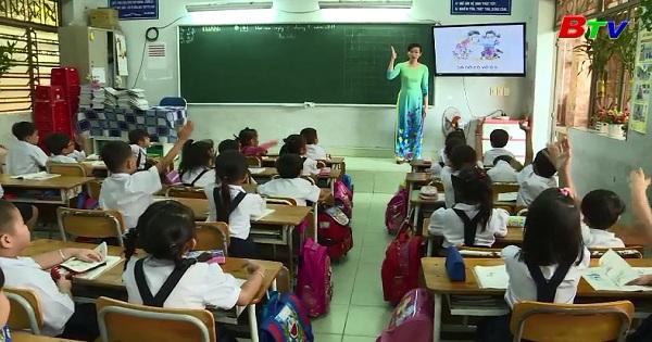 Chất lượng dạy và học năm 2016 - 2017