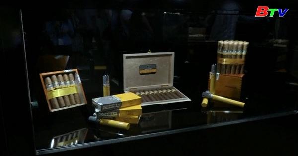 Doanh thu ngành du lịch tăng nhờ lễ hội Xì gà ở Cuba