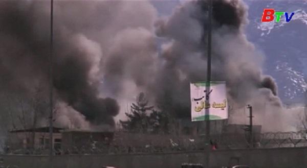 Afghanistan - Taliban tấn công các cơ quan an ninh ở Kabul