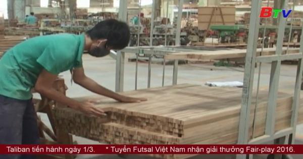 Ngành chế biến gỗ tiếp tục dẫn đầu kim ngạch xuất khẩu