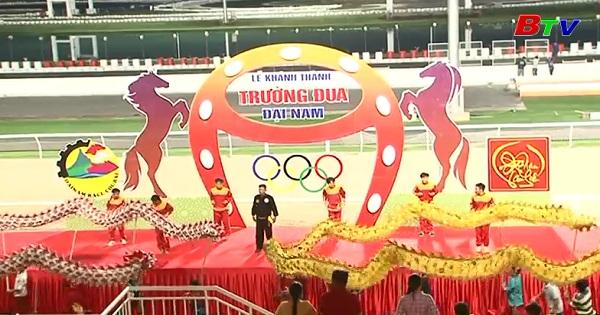 Tổng duyệt lễ khánh thành trường đua Đại Nam