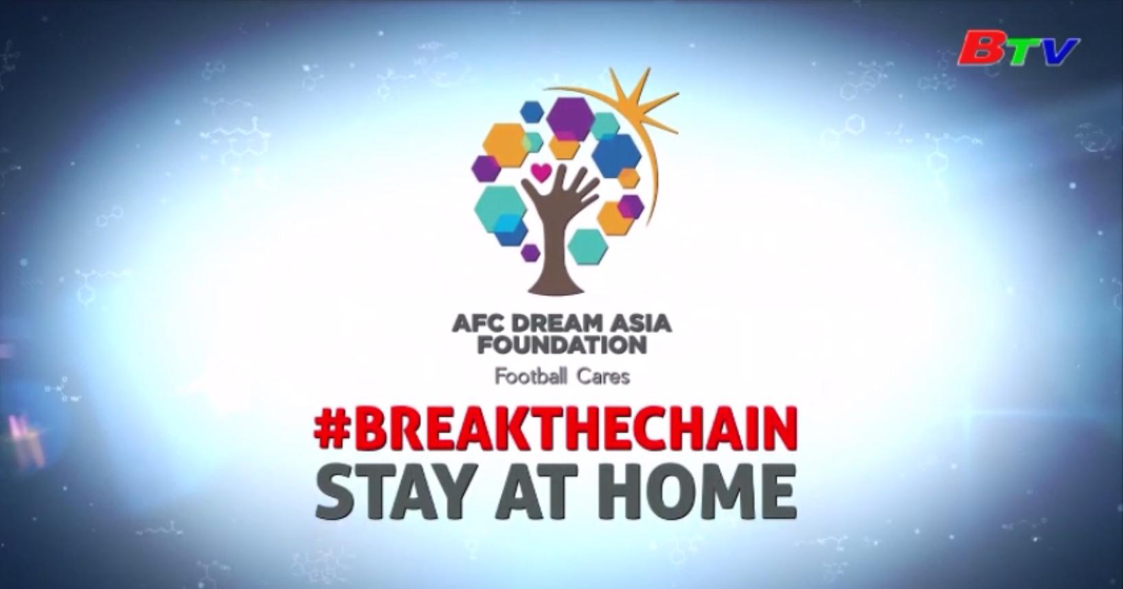 Các tuyển thủ Việt tham gia dự án #BreakTheChain