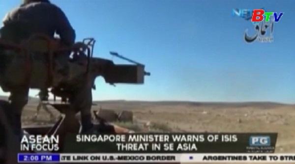 Singapore đánh giá mối đe dọa khủng bố vẫn ở mức cao nhất