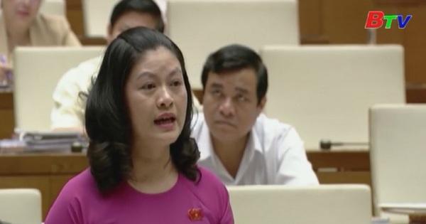 Quốc hội thảo luận Dự án Luật Trợ giúp pháp lý (Sửa đổi)