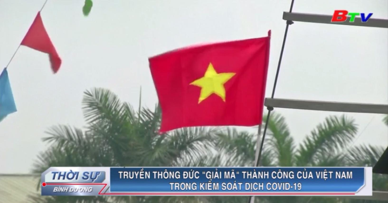 """Truyền thông Đức """"giải mã"""" thành công của Việt Nam trong kiểm soát dịch Covid-19"""
