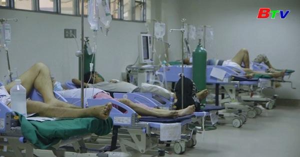 Những khu cách ly đặc biệt tại gia của y bác sĩ  Philippines