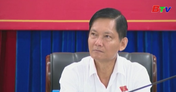 Thường trực HĐND tỉnh tổ chức phiên họp lần thứ 15