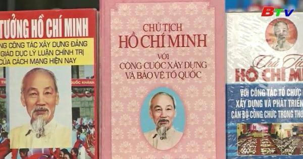 Nhớ Bác, học và làm theo tấm gương tư tưởng đạo  đức Hồ Chí Minh