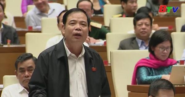 Quốc hội kết thúc 3 ngày chất vấn