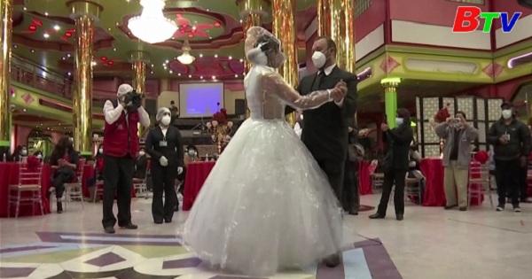 Các phòng khiêu vũ truyền thống của Bolivia hy vọng sớm mở cửa trở lại