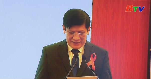 Hội nghị trực tuyến Hưởng ứng ngày thế giới phòng chống HIV/AIDS