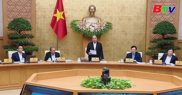 Thủ tướng Nguyễn Xuân Phúc - Thần tốc, quyết liệt hơn nữa trong truy vết, khoanh vùng