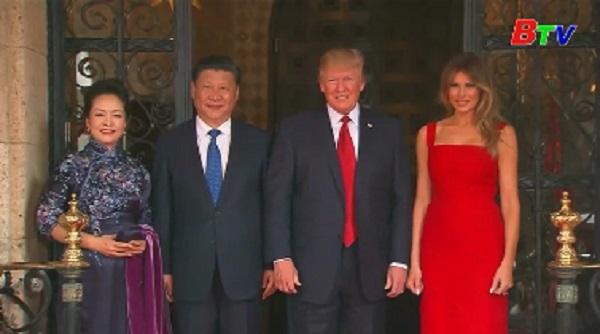 Lãnh đạo Mỹ, Trung Quốc cam kết thúc đẩy quan hệ song phương