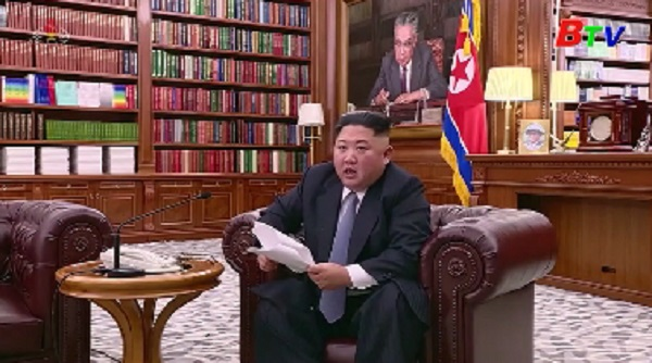 Thông điệp Năm mới 2019 của Nhà lãnh đạo Triều Tiên