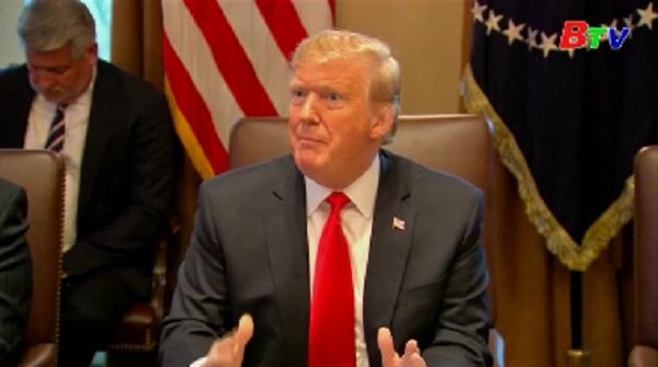 Tổng thống Mỹ hy vọng sớm gặp nhà lãnh đạo Triều Tiên