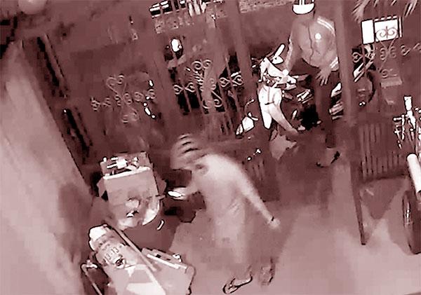 Cảnh giác tệ nạn trộm cắp cuối năm