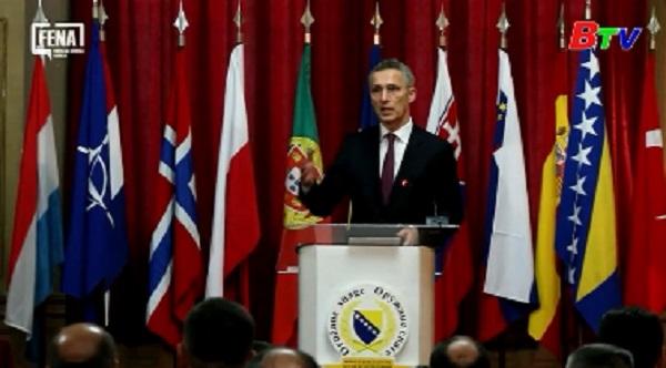 NATO giúp các nước Balkan xây dựng cơ quan tình báo và phòng thủ
