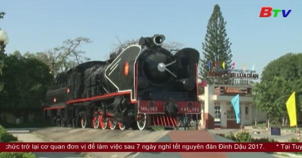 Phát huy truyền thống của Đề Pô xe lửa Dĩ An