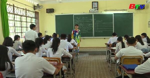 Giáo dục huyện Phú Giáo - 20 năm một chặng đường