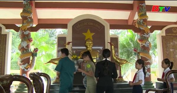 Đồng chí Nguyễn Văn Tiết sống mãi trong lòng thế hệ trẻ