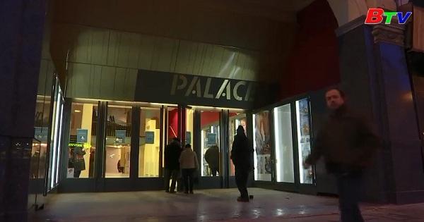 Rạp chiếu phim Pathe Palace, Brussels mở cửa trở lại sau 14 năm trùng tu