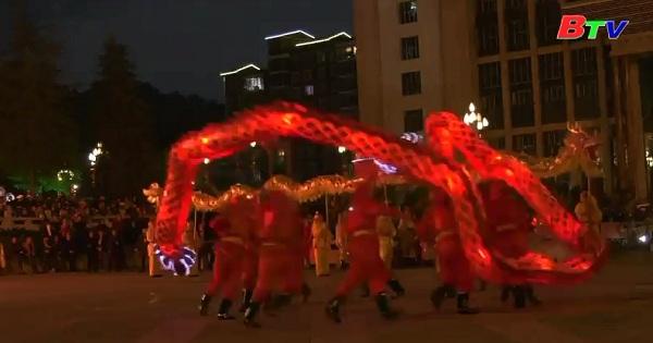 Lễ hội đèn lồng trên khắp Trung Quốc