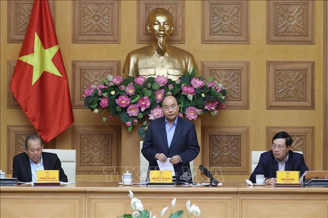 Thủ tướng Nguyễn Xuân Phúc: Trong khó khăn nhưng kinh tế - xã hội vẫn cơ bản giữ ổn định