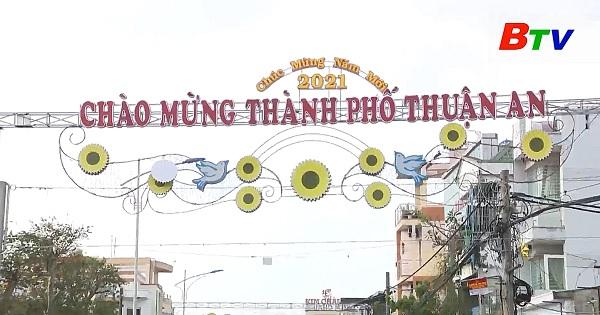 Thành phố Thuận An đảm bảo công tác chuẩn bị bầu cử