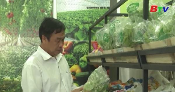 Nhiều cơ hội để thực phẩm sạch đến gần hơn với người tiêu dùng