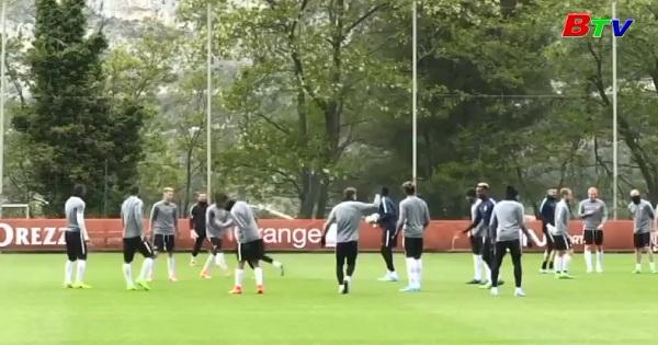 Thông tin trước trận lượt đi bán kết UEFA Champions League - Monaco – Juventus