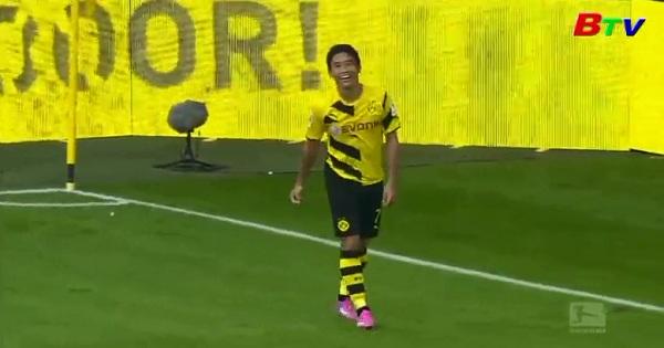 Kagawa sẽ gia hạn hợp đồng với Dortmund
