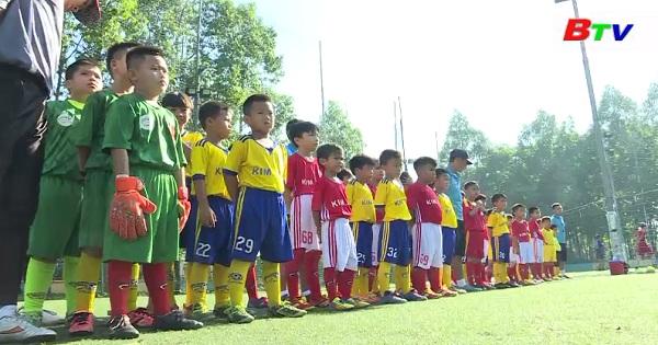 Giao lưu bóng đá cộng đồng Hè 2019