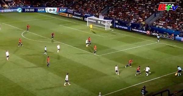 U21 Đức lên ngôi vô địch U21 Châu Âu 2017