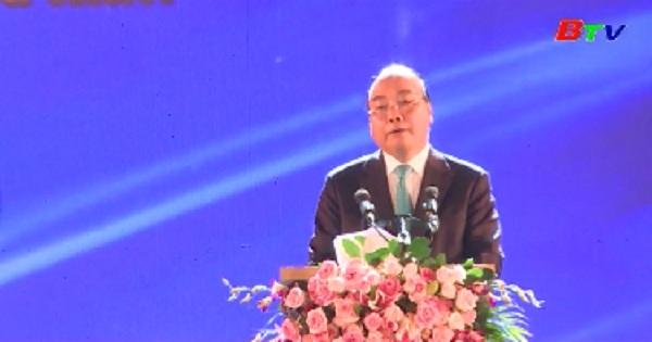Thủ tướng dự lễ kỷ niệm 30 năm tái lập tỉnh Quãng Ngãi