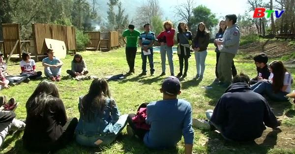 Chương trình huấn luyện nâng cao hiểu biết về biến đổi khí hậu
