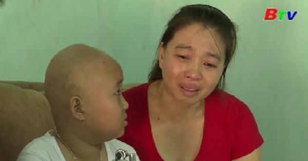 Hơn 100 triệu đồng hỗ trợ em Hồng Nhã Mi